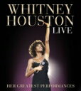 艺人名: W - Whitney Houston ホイットニーヒューストン / Whitney Houston Live 【CD】