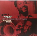 Marvin Gaye / Donald Byrd / Where Are We Going (アナログレコード / Blue Note) 【LP】