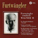 作曲家名: Wa行 - 【送料無料】 Wagner ワーグナー / 管弦楽曲集第2集 フルトヴェングラー & ウィーン・フィル、ベルリン・フィル 【SACD】