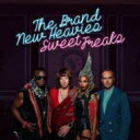 Artist Name: B - 【送料無料】 Brand New Heavies ブランニューヘビーズ / Sweet Freaks 輸入盤 【CD】