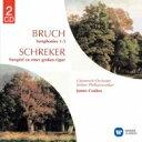 Composer: Ha Line - Bruch ブルッフ / Sym, 1, 2, 3, : Conlon / Cologne Gurzenich Po +schreker 【CD】