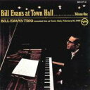 Artist Name: B - Bill Evans (Piano) ビルエバンス / At Town Hall: +3 輸入盤 【CD】