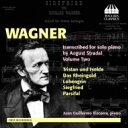 作曲家名: Wa行 - 【送料無料】 Wagner ワーグナー / Transcriptions For Solo Piano By August Stradal Vol.2: Vizcarra 輸入盤 【CD】