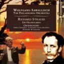 Composer: Sa Line - Strauss, R. シュトラウス / Ein Heldenleben, Oboe Concerto: Sawallisch / Philadelphia O 【Hi Quality CD】
