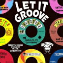 藝人名: U - Ultimate 4th (Dj Toknow / Dj大自然 / 仲山慶 / 志水貴史) / Let It Groove 【CD】