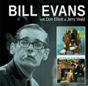 Artist Name: B - Bill Evans (Piano) ビルエバンス / Mello Sound Of Don Elliott / Listen To The Music Of Jerry Wald 輸入盤 【CD】