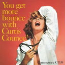 Curtis Counce カーティスカウンス / You Get More Bounce With Curtis Counce (アナログレコード) 【LP】