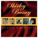 【送料無料】 Shirley Bassey シャーリーバッシー / 5cd Original Album Series Box Set 輸入盤 【CD】