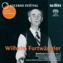 【送料無料】 Beethoven ベートーヴェン / 『ルツェルンの第九』〜交響曲第9番『合唱』 フルトヴェングラー&フィルハーモニア管(1954) 【SACD】