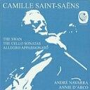 作曲家名: Sa行 - Saint-Saens サン=サーンス / チェロ・ソナタ第1番、第2番、『白鳥』、アレグロ・アパッショナータ ナヴァラ、ダルコ 輸入盤 【CD】
