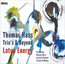 Artist Name: T - Thomas Hass / Lotus Energy 輸入盤 【CD】