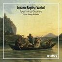 ヴァンハル (1739-1813) / 弦楽四重奏曲集 ロータス弦楽四重奏団 輸入盤 【CD】