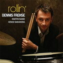 藝人名: D - Dennis Frehse / Rollin' 【CD】