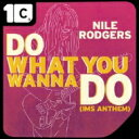 藝人名: N - Nile Rodgers / Do What You Wanna Do Remixies 【CD】