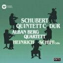 作曲家名: Sa行 - Schubert シューベルト / String Quintet: Alban Berg Q H.schiff(Vc) 【CD】