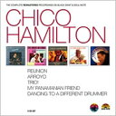 藝人名: C - 【送料無料】 Chico Hamilton チコハミルトン / Complete Remastered Recordings On Black Saint & Soul Note (5CD) 輸入盤 【CD】