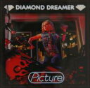 艺人名: P - 【送料無料】 Picture / Diamond Dreamer / Picture 1 輸入盤 【CD】