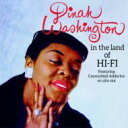 Artist Name: D - Dinah Washington ダイナワシントン / In The Land Of Hi-fi / Unforgettable 輸入盤 【CD】