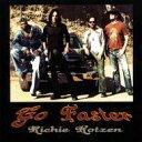 Artist Name: R - 【送料無料】 Richie Kotzen リッチーコッツェン / Go Faster 輸入盤 【CD】
