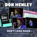 Artist Name: D - Don Henley ドンヘンリー / Don't Look Back 輸入盤 【CD】