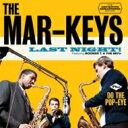 藝人名: M - Mar-keys / Last Night! + Do The Pop-eye 輸入盤 【CD】