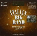 艺人名: M - 【送料無料】 Marco Renzi / Italian Big Band 輸入盤 【CD】