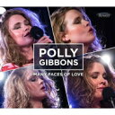 Artist Name: P - Polly Gibbons ポリーギボンズ / Many Faces Of Love 輸入盤 【CD】