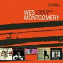 Artist Name: W - 【送料無料】 Wes Montgomery ウェスモンゴメリー / 5 Original Albums (5CD) 輸入盤 【CD】