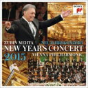 Composer: Na Line - 【送料無料】 New Year's Concert ニューイヤーコンサート / ニューイヤー・コンサート2015 メータ&ウィーン・フィル(2CD) 輸入盤 【CD】