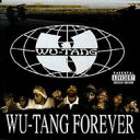 WU-TANG CLAN ウータンクラン / Wu Tang Forever 輸入盤 【CD】