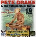 藝人名: P - Pete Drake / For Pete's Sake 輸入盤 【CD】