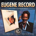 Artist Name: E - Eugene Record / Eugene Record / Trying To Get To You 輸入盤 【CD】