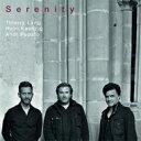 现代 - Thierry Lang ティエリーラング / Serenity 輸入盤 【CD】