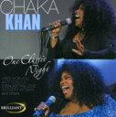 Artist Name: C - Chaka Khan チャカカーン / One Classic Night 輸入盤 【CD】