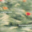 Composer: Ka Line - 【送料無料】 Cherubini ケルビーニ / String Quartet.5, 6: Quartetto David 輸入盤 【CD】