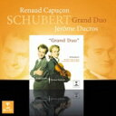 Composer: Sa Line - Schubert シューベルト / Works For Violin & Piano: Capucon(Vn) Ducros(P) 【CD】
