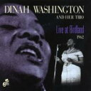 藝人名: D - Dinah Washington ダイナワシントン / Live At Birdland 輸入盤 【CD】