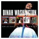 【送料無料】 Dinah Washington ダイナワシントン / 5cd Original Album Series Box Set 輸入盤 【CD】