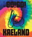 ショッピングKAELAND 【送料無料】 木村カエラ / KAELA presents GO!GO! KAELAND 2014 -10years anniversary- 【Blu-ray通常盤】 【BLU-RAY DISC】