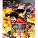 【送料無料】 PS3ソフト(Playstation3) / ワンピース 海賊無双3 【GAME】