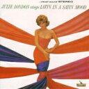 【送料無料】 Julie London ジュリーロンドン / Latin In A Satin Mood (200g) 【LP】