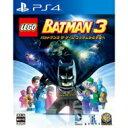 【送料無料】 Game Soft (PlayStation 4) / LEGO(R) バットマン3 ザ・ゲーム ゴッサムから宇宙へ 【GAME】