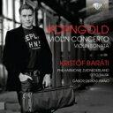 Korngold コルンゴルト / ヴァイオリン協奏曲、ヴァイオリン・ソナタ バラティ、タウスク&南オランダ・フィル、ファルカシュ 輸入盤 ..