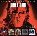Artist Name: Q - 【送料無料】 Quiet Riot クワイエットライオット / Original Album Classics 輸入盤 【CD】