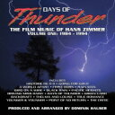 Hans Zimmer ハンスジマー / Days Of Thunder 輸入盤 【CD】