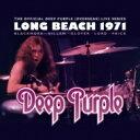 【送料無料】 Deep Purple ディープパープル / Long Beach 1971 【CD】