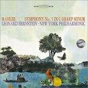 作曲家名: Ma行 - Mahler マーラー / 交響曲第5番 バーンスタイン&ニューヨーク・フィル 【CD】