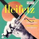 Korngold コルンゴルト / コルンゴルト:ヴァイオリン協奏曲、ラロ:スペイン交響曲 ハイフェッツ、ウォーレンスタイン&ロス・フィル..
