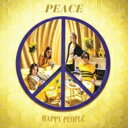 艺人名: P - Peace (Uk) / Happy People 【CD】