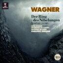 作曲家名: Wa行 - 【送料無料】 Wagner ワーグナー / Symphonic Excerpts From The Ring: P.jordan / Paris National Opera O Stemme(S) 【SACD】